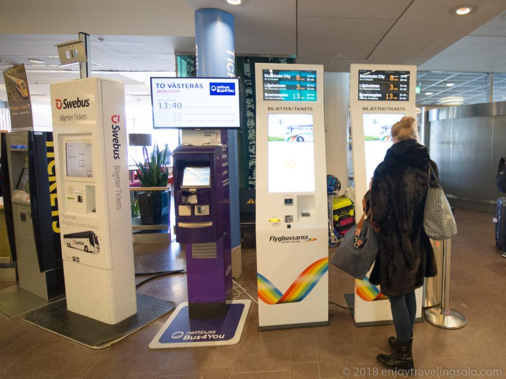 ストックホルム 空港⇔街のアクセス 時間と値段から考える最適解は ...